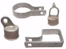 Picture for category Chain Link Fittings