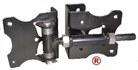 """Picture of 1 3/4"""" Steel Frame Gate Hinges"""