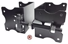 "Picture of 5"" SS Wrap Around Hinge"