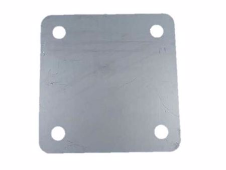 Picture of 4X4 Stainless Steel Leveling Plate
