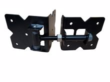 "Picture of 3"" SS Residential Hinge"
