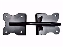 "Picture of 3 1/2"" MS Residential Latch"