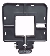 """Picture of 5"""" x 5"""" Heavy Duty Post Stiffeners for 2"""" SQ Post"""