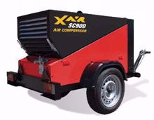 Picture of SC90DT Portable Compressor w/ Trailer
