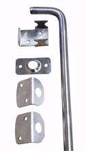 """Picture of 5/8"""" X 12"""" SS Drop Rods (Non-Painted) - Case of 6"""