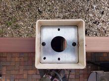 Picture of Vinyl/PVC Rail Lock-Galvanized