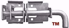 """Picture of Embassy 1"""" SS Heavy Duty Slide Bolt Latch"""