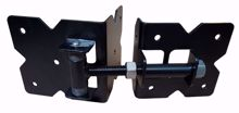 """Picture of 3""""  SS Gravity Residential Hinge"""