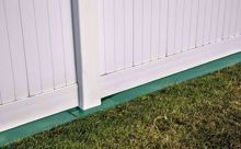 Picture of 10' Weed Barrier Fence and Post Saver